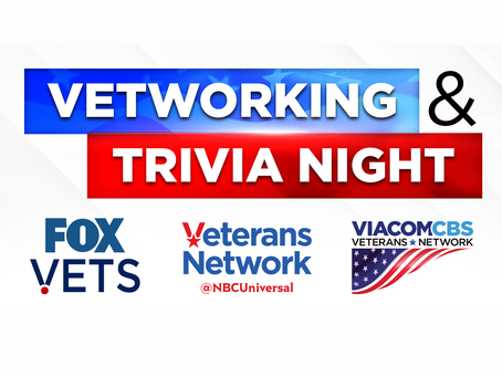 Vetworking & Trivia Night Event Recap