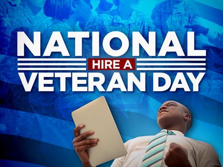 ViacomCBS Veterans Network Chief Veteran Officer Joins CBS New York on National Hire a Veteran Day