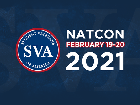 ViacomCBS Veterans Network attend the 2021 Student Veterans of America National Conference