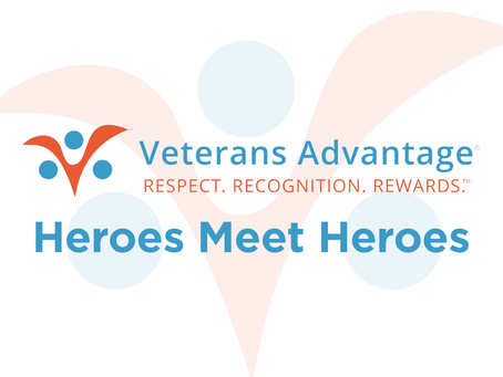 "ViacomCBS joins the panel at the annual ""Heroes Meet Heroes"" event hosted by Veterans Advantage"