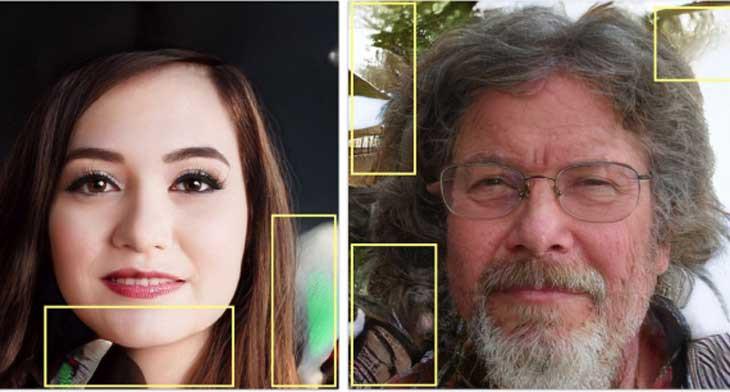 Hai ảnh profile của admin trang Facebook TheBL được xác định giả 100%, do công cụ tự động cắt ghép ảnh lấy từ trên mạng.