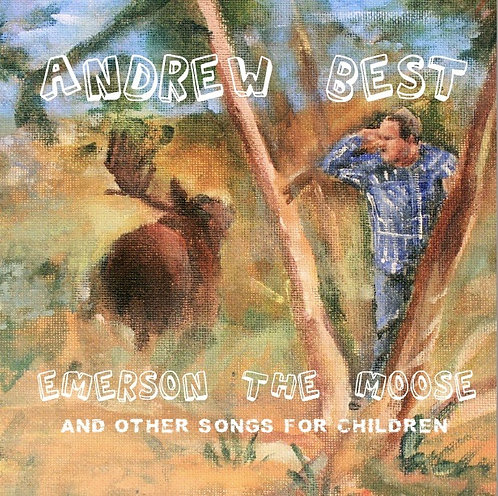 Digital - Emerson the Moose