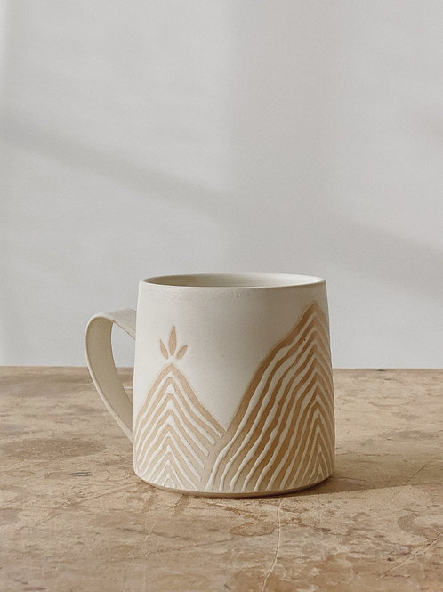Misty Mountain Mug (18oz)