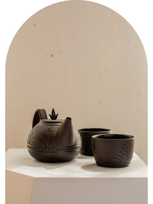 Nocturne Tea Set