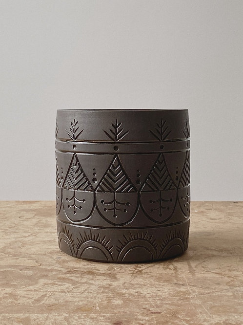 Tall Nocturne Planter