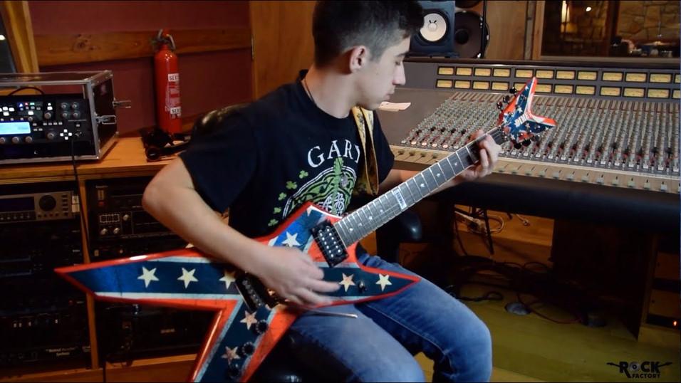 ROCK FACTORY - Let´s go Rock