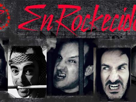 ENROCKECIDOS graban su 2º disco en ROCK FACTORY!