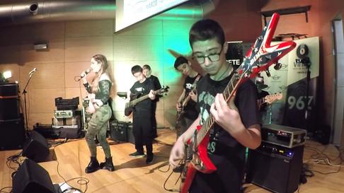 Mini-Concerts Concurso ViniloFM [ROCK FACTORY]