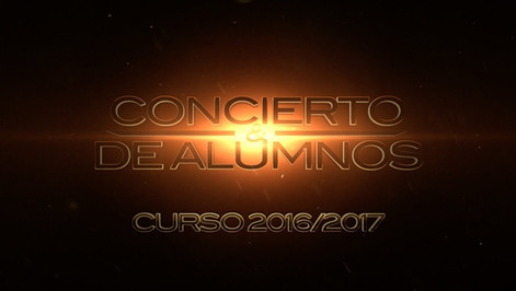 Concierto de Alumnos Curso 2016/2017 [ROCK FACTORY]