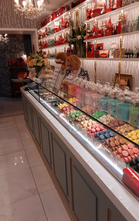 Chez Janet Products and Macarons