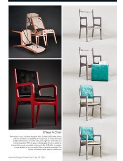 Trends Magazine • article M Cotelle