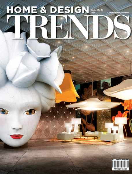 Trends Magazine • couverture