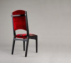 """La chaise """"Soprane"""", création Marc C"""