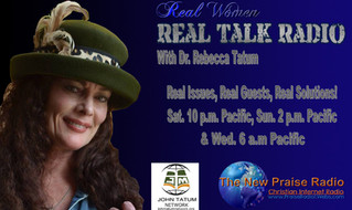 Interview On The John Tatum Network with Dr. Rebecca Tatum. Thank you John and Rebecca.