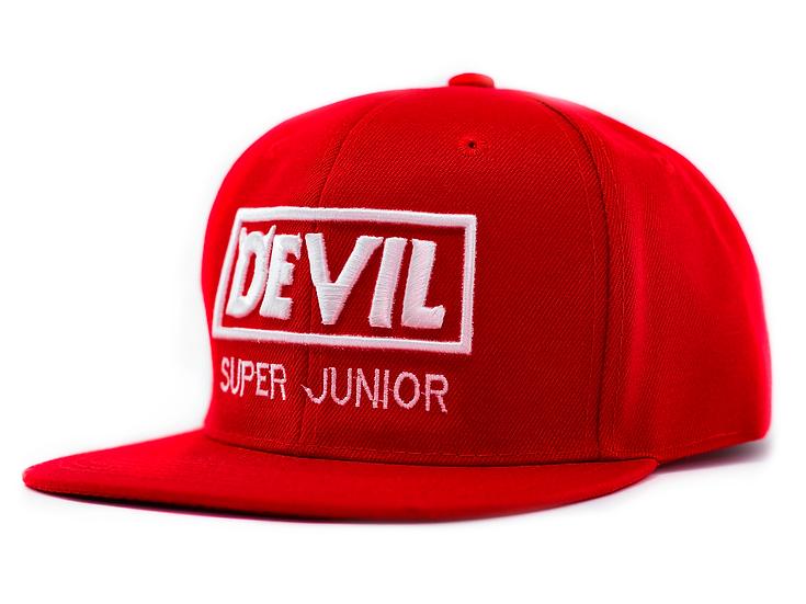 """Gorra Super Junior """"Devil"""