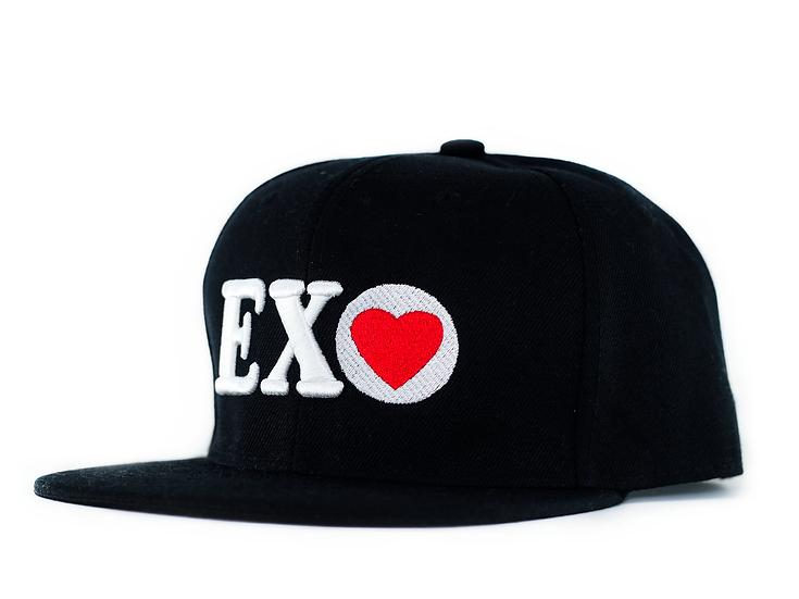 Gorra EXO Love