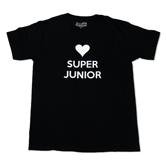 Playera Love SuperJunior