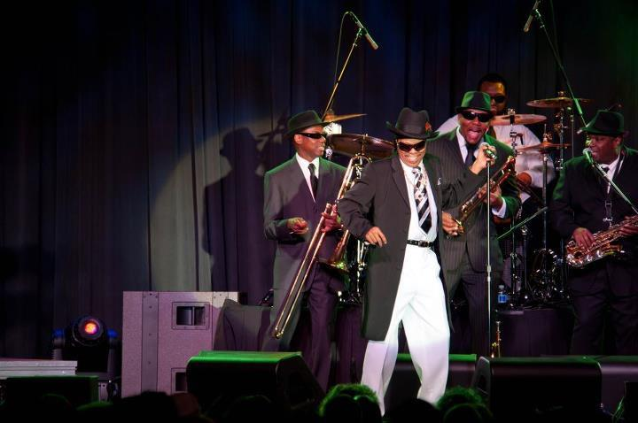 The PR Experience with Ohio Players