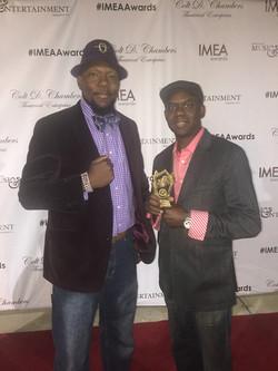 Red Carpet at IMEA Awards