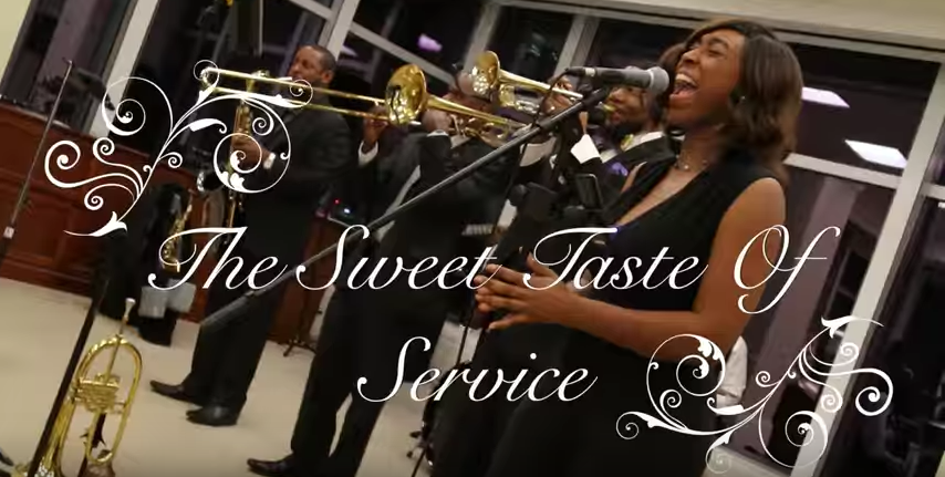 Sweet Taste of Service