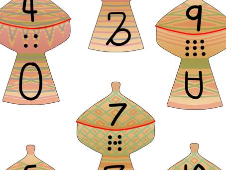 Ethiopia: Mesob Matching with Amharic Numbers