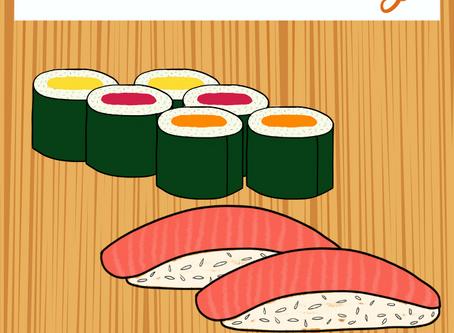 Japan: Sushi Matching and Patterns