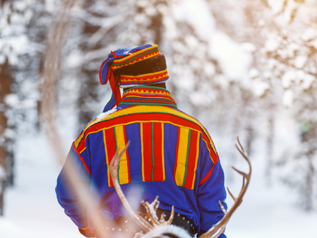 Norway: Sami People Action Song