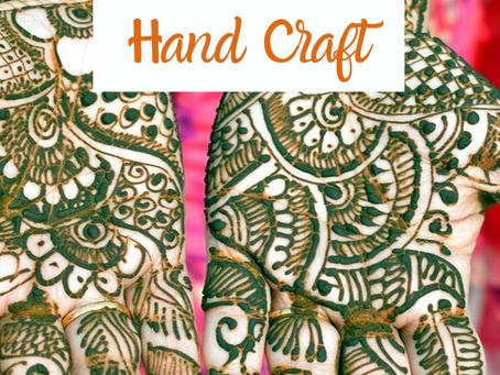 India: Henna Hand Craft