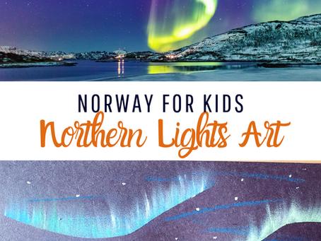 NORWAY: Northern Lights Craft