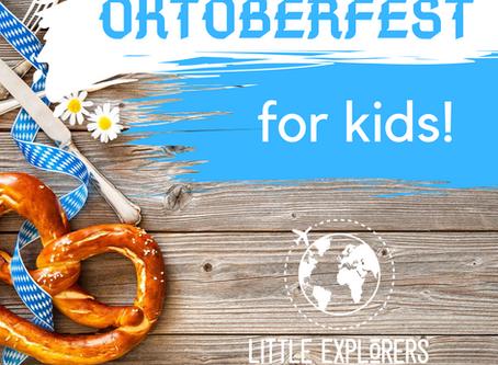 6 Ways to Celebrate Oktoberfest with Kids