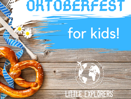6 Ways to Celebrate Oktoberfest with Kids