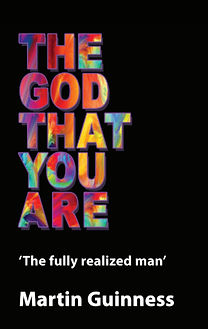 Ebook cover - The god that you are.jpg