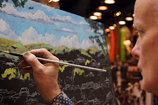 ABOUT | Quebec | Richard T Pranke Artist Painter