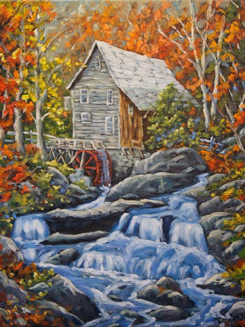 Mill Scene III