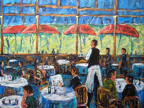 Impressionist Café