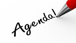 Agenda de fin d'année