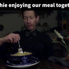 Dinner with Tim