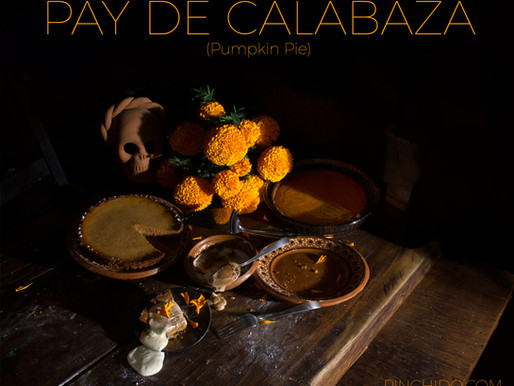 Pay de Calabaza (Pumpkin Pie): The Mexican Adaptation