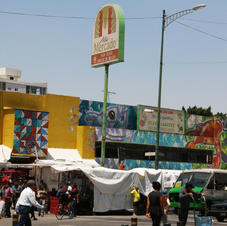 Mercado Arcos de Belin