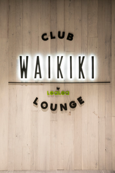 WAIKIKI CLUB LOUNGE