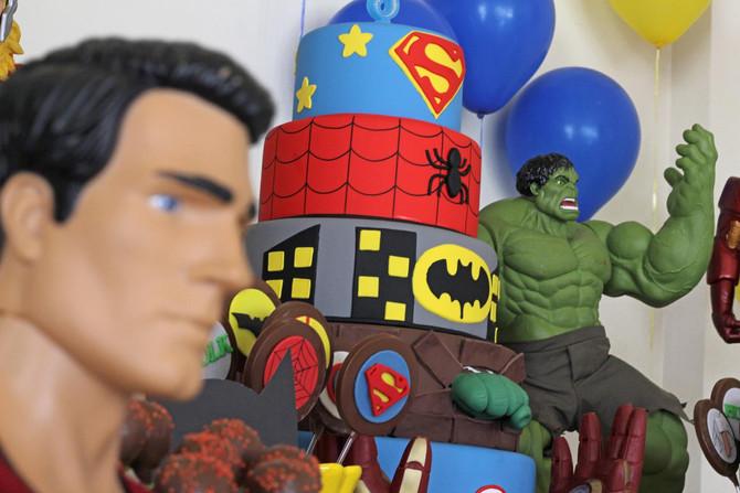 Festa Super Herois