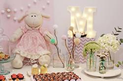 Chá de bebê Ovelha