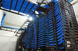 Voice and data cabling Premier Connect inc.