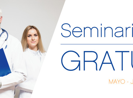 [Seminarios en Línea] Urología y Uroginecología. Mayo-Junio 2020