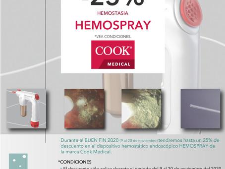 [Buen Fin 2020] Promociones COOK MEDICAL