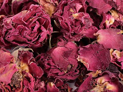 50g Rosenblüten mit Kelch
