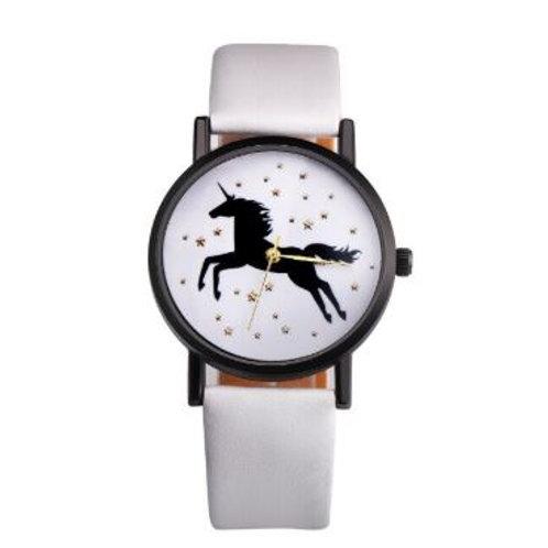 Damen Armbanduhr Einhorn
