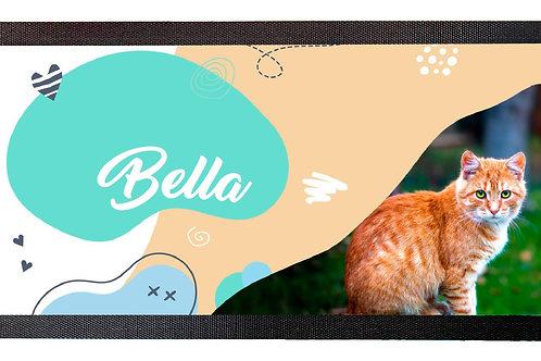 Napfunterlage | Bella | mit individuellem Namen und Foto