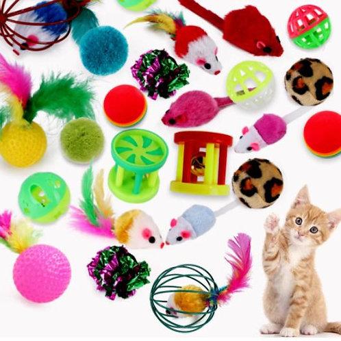 Gratiszugabe | 1 Katzenspielzeug