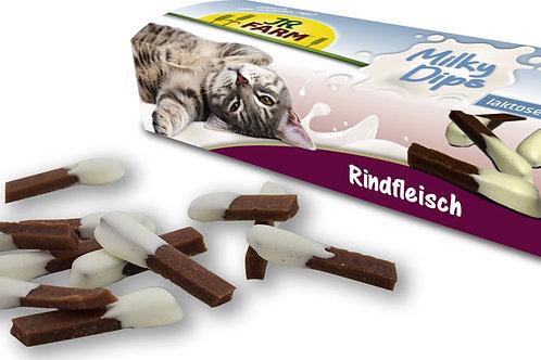 Milky Dips Rindfleisch